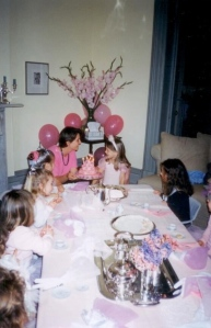 Pretty Pink Princess Party.