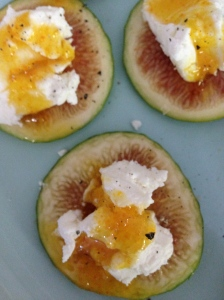 Dreamy White Figs.
