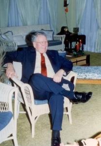 Grandpa Bill.